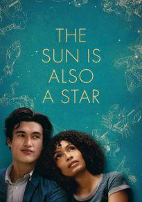 Cartel de la película El Sol también es una Estrella