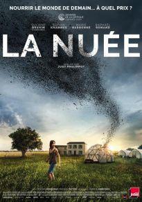 Cartel de la película La nube