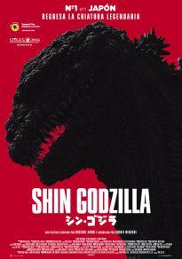 Cartel de la película Shin Godzilla