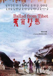Cartel de la película Ballad From Tibet