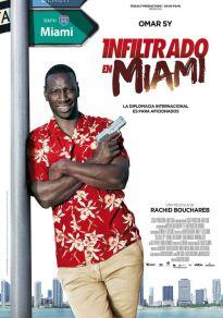 Cartel de la película Infiltrado en Miami