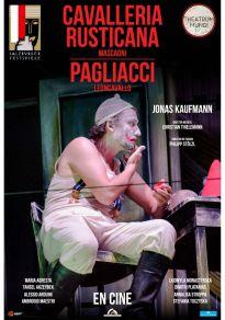 Ópera Cavalleria Rusticana/I Pagliacci (cine)
