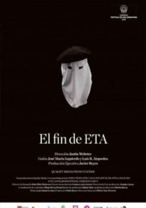 Cartel de la película El fin de ETA