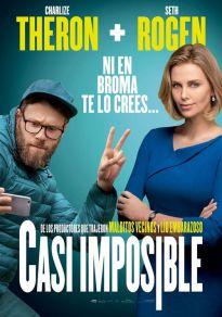 Cartel de la película Casi imposible