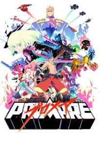 Cartel de la película Promare