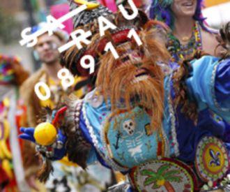 Carnaval 2017 - New Orleans