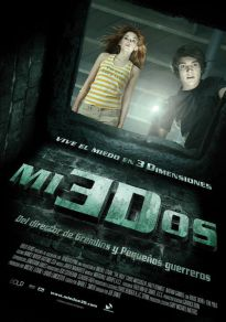 Cartel de la película Miedos