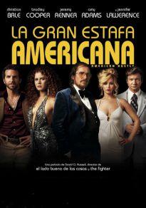 Cartel de la película La gran estafa americana
