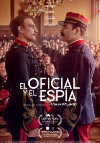 Cartel de la película El oficial y el espía