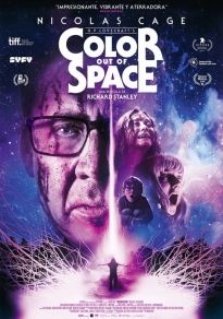 Cartel de la película Color Out of Space
