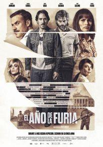 Cartel de la película El año de la furia