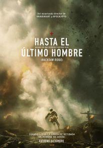 Cartel de la película Hasta el último hombre