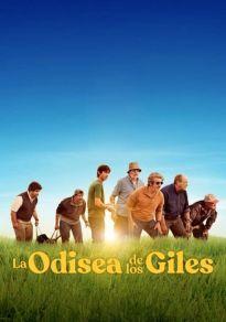 Cartel de la película La Odisea de los Giles