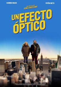 Cartel de la película Un efecto óptico