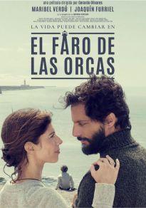 Cartel de la película El faro de las orcas