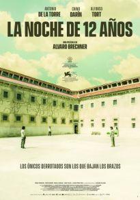 Cartel de la película La noche de 12 años