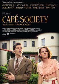 Cartel de la película Café society