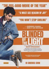 Cartel de la película Cegado por la luz