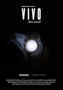 Cartel de la película Vivo (documental)