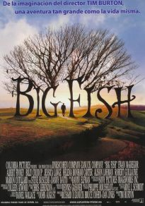 Cartel de la película Big Fish