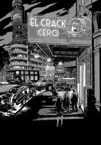 Cartel de la película El crack Cero