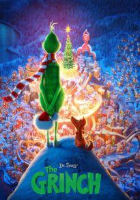 Cartel de la película El Grinch