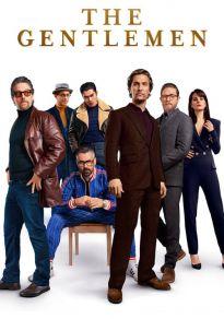 Cartel de la película The Gentlemen: Los señores de la mafia