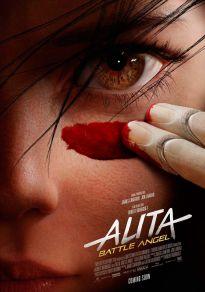 Cartel de la película Alita