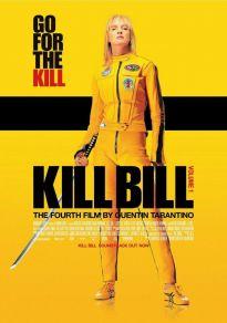 Cartel de la película Kill Bill. Volumen 1