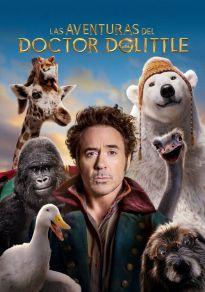 Cartel de la película Las aventuras del Doctor Dolittle