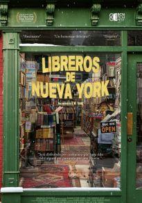 Cartel de la película Libreros de Nueva York