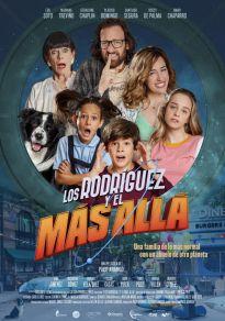 Cartel de la película Los Rodríguez y el más allá