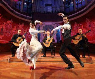 Barcelona Guitar Trío & Dance