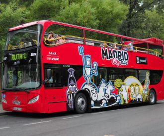 Bus Turístico Madrid