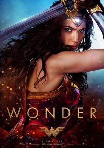 Cartel de la película Wonder Woman