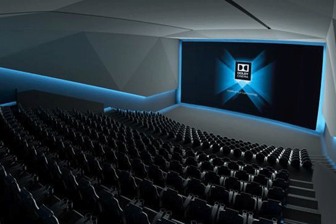 Cartelera Del Cine Cinesa La Maquinista 3d Barcelona