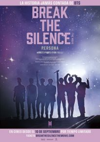 Cartel de la película BTS Break the Silence: The Movie