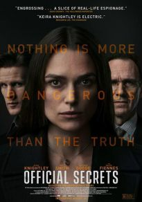 Cartel de la película Secretos de Estado