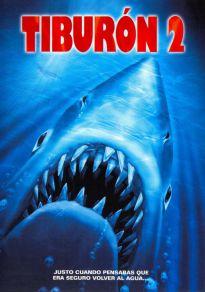 Cartel de la película Tiburón 2