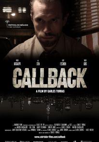 Cartel de la película Callback