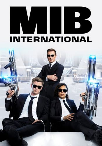 Men in Black International background