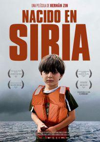 Cartel de la película Nacido en Siria