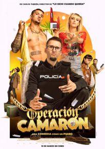 Cartel de la película Operación Camarón
