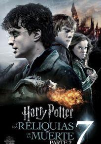 Cartel de la película Reestreno: Harry Potter y las Reliquias de la Muerte parte 2
