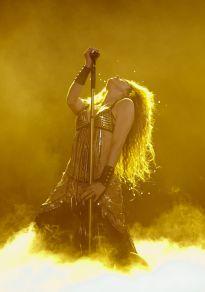 Cartel de la película Shakira en Concierto: el Dorado World Tour