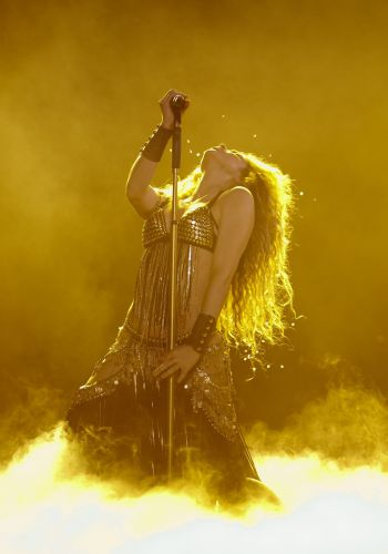 Shakira en Concierto: el Dorado World Tour background