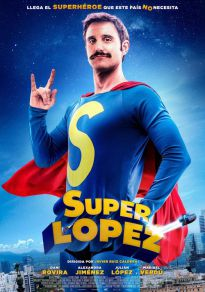Cartel de la película Superlópez
