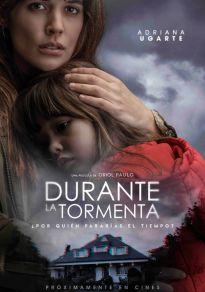 Cartel de la película Durante la tormenta