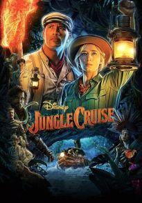 Cartel de la película Jungle Cruise