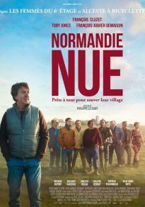 Cartel de la película Normandía al desnudo